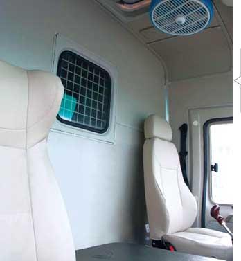 ZK5040XXY厢货车